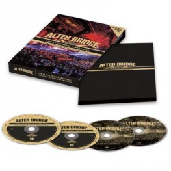 Blu-ray Alter Bridge: Live at the Royal Albert Hall featuring The Parallax Orchestra (Blu-ray+DVD+2CD)