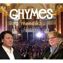 CD Ghymes: Mendika (CD+DVD Digipak)