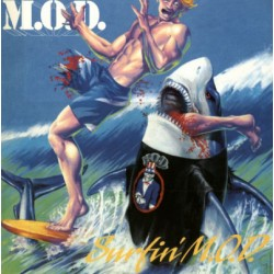CD M.O.D.: Surfin' For M.O.D.