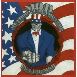 CD M.O.D.: U.S.A. For M.O.D.