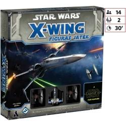Star Wars X-Wing: Az Ébredő Erő figurás