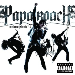 CD Papa Roach: Metamorphosis