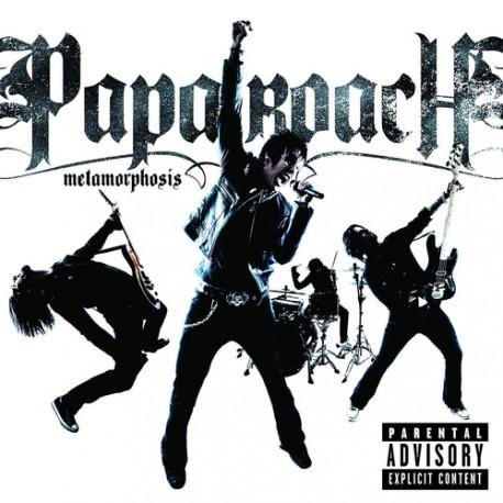 CD Papa Roach: Metamorphosis