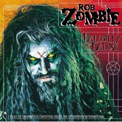 CD Rob Zombie: Hellbilly Deluxe