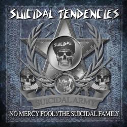 CD Suicidal Tendencies: No Mercy Fool!/Suicidal Family