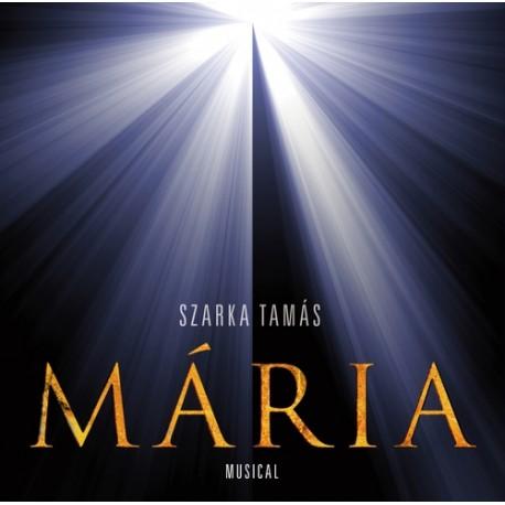 CD Szarka Tamás: Mária