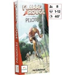 Flamme Rouge: Peloton kiegészítő