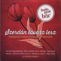 CD Budapest Bár: Szerdán tavasz lesz (Válogatás)