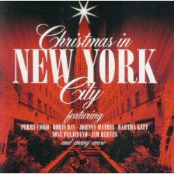 CD Christmas in New York City