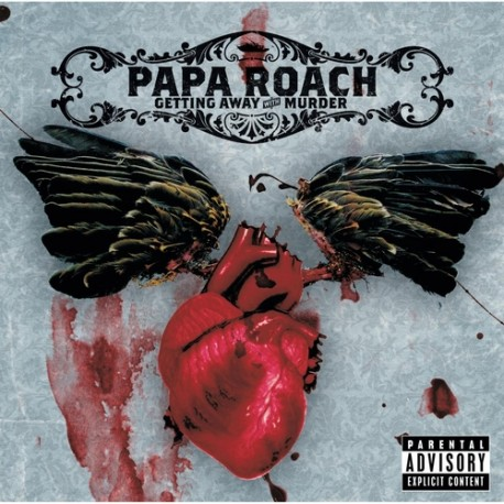 CD Papa Roach: Getting Away With Murder