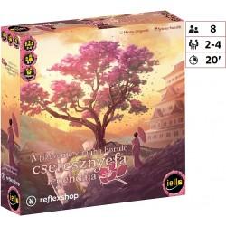 A tízévente virágba boruló cseresznyefa legendája