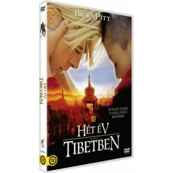 DVD Hét év Tibetben
