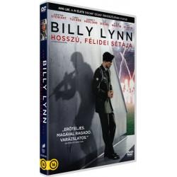 DVD Billy Lynn hosszú, félidei sétája