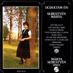 CD Sebestyén Márta: Dúdoltam én