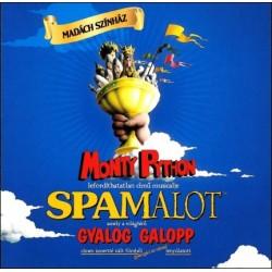 CD Monty Python: Spamalot - a Madách Színház előadásában