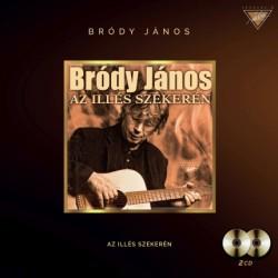 CD Bródy János: Az Illés szekerén (Remastered 2CD Edition)