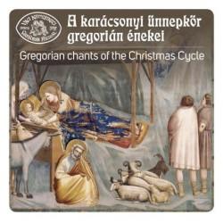 CD Gregorián énekek: A karácsonyi ünnepkör gregorián énekei