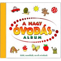 CD A nagy óvodásalbum