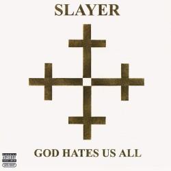 CD Slayer: God Hates Us All