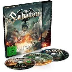 DVD Sabaton: Heroes On Tour (Digipak 2DVD+CD)
