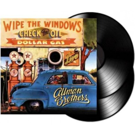 LP The Allman Brothers Band: Wipe The Wondows, Check The Oil, Dollar Gas (2LP 180g)