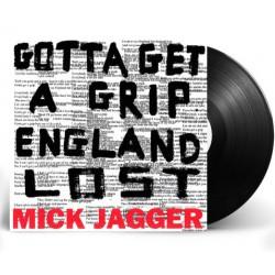 LP Mick Jagger: Gotta Get a Grip/England Lost