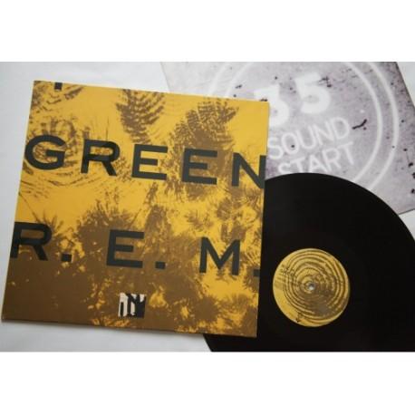 LP R.E.M.: Green