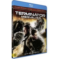 Blu-ray Terminátor 4 - Megváltás (bővített rendezői változat)