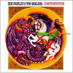 LP Bob Marley & The Wailers: Confrontation (180g with Download voucher)