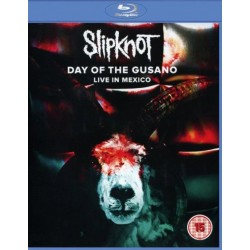 Blu-ray Slipknot: Day Of The Gusano - Live In Mexico City