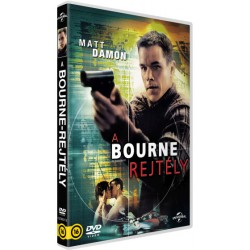 DVD A Bourne rejtély