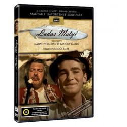 DVD Ludas Matyi