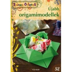 Újabb origamimodellek