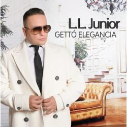 CD L. L. Junior: Gettó Elegancia
