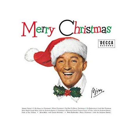 CD Bing Crosby: White Christmas