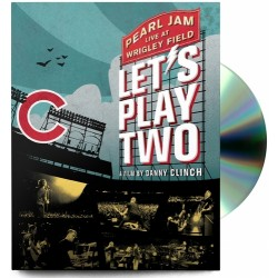 Blu-ray Pearl Jam: Let's Play Two (Digibook)