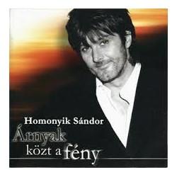 CD Homonyik Sándor: Árnyak közt a fény