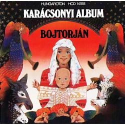 CD Bojtorján: Karácsonyi album