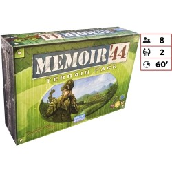 Memoir '44: Terrain Pack kiegészítő