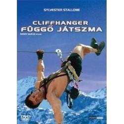 DVD Cliffhanger - Függő játszma