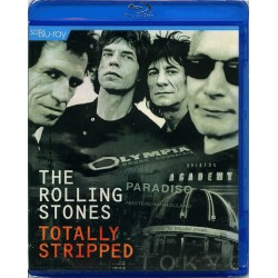 Blu-ray The Rolling Stones: Totally Stripped