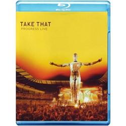 Blu-ray Take That: Progress Live