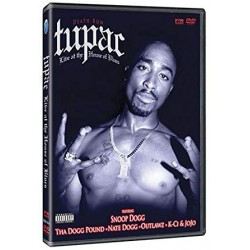 DVD Tupac: Live at the House of Blues