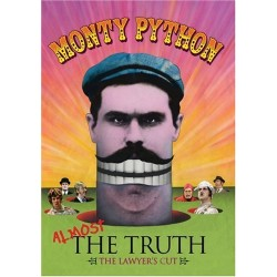 DVD Monty Python: Almost The Truth - The Lawyer's Cut