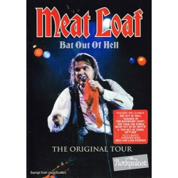 DVD Meat Loaf: Bat Out Of Hell - The Original Tour