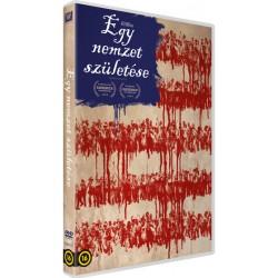DVD Egy nemzet születése