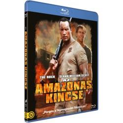 Blu-ray Az Amazonas kincse