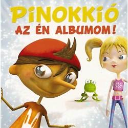 CD Pinokkió: Az én albumom!