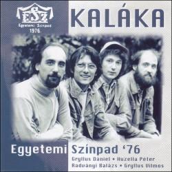 CD Kaláka: Egyetemi Színpad `76