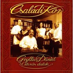 CD Gryllus Dániel: Családi kör - Citerás dalok